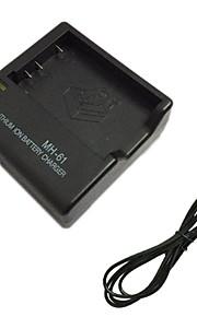 EL5 carregador de bateria e cabo do carregador da UE para Nikon EN-EL5 p80 p500 p510 P6000 p520 p90