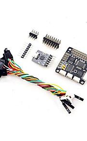 RC Controlador de velocidade (ESC) / peças Acessórios RC Quadrotor Preto Metal / Plástico 1 Peça