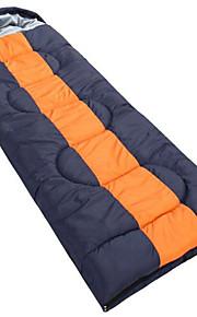 Sleeping Bag Rectangular Bag Single 10 Hollow Cotton 650g 200X75 Camping / Traveling / IndoorWaterproof / Rain-Proof / Windproof /