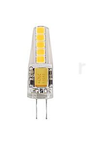 2W G4 Luces LED de Doble Pin T 10 SMD 2835 180-200 lm Blanco Cálido Blanco Fresco Decorativa Impermeable V 1 pieza