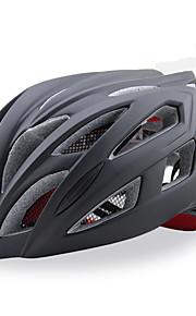 Dámské Pánské Unisex Jezdit na kole Helma 21 Větrací otvory CyklistikaCyklistika Horská cyklistika Silniční cyklistika Rekreační