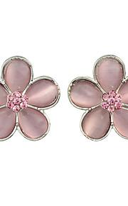 Øreringe Stangøreringe Smykker Dame Party Legering 1 par Candy pink