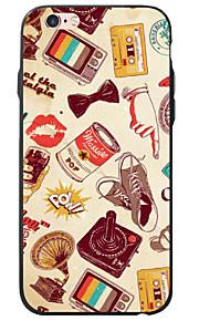 Para Diseños Funda Cubierta Trasera Funda Dibujos Suave Acrílico para AppleiPhone 7 Plus / iPhone 7 / iPhone 6s Plus/6 Plus / iPhone 6s/6