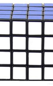 Legetøj Glat Speed Cube 4*4*4 Originale Magiske terninger Sort Fade Plastik