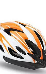 남여 공용 해당 안됨 자전거 헬멧 N/A 통풍구 싸이클링 사이클링 도로 사이클링 이 외 원 사이즈 탄소 섬유 +EPS 블랙 블루 오렌지