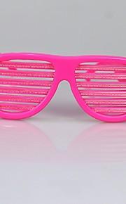 partij gunst oplaadbare roze kleur geluid geactiveerd zonnebril