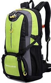 40 L Paquetes de Mochilas de Camping Ciclismo Mochila mochila Acampada y Senderismo Escalar Deportes de ocio CiclismoAl Aire Libre