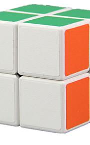 Legetøj Glat Speed Cube 2*2*2 Originale Magiske terninger Ivory Plastik