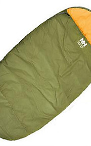 Sleeping Bag Rectangular Bag Single 10 Hollow Cotton 300g 230X100 Camping Traveling IndoorWaterproof Rain-Proof Windproof Well-ventilated