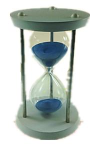 Timeglas Model- og byggelegetøj Cylinder-formet Glas Brun Til drenge Til piger 5 til 7 år 8 til 13 år 14 år og op efter