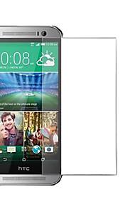 ultra cienkie hd jasne hartowanego szkła pokrywy ekranu ochraniacz przeciwwybuchowe dla HTC One m8
