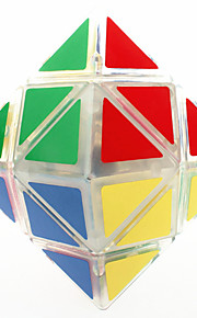 Legetøj Glat Speed Cube Alien Originale Magiske terninger Ivory Plastik