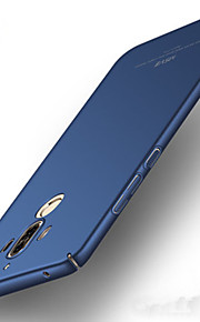 Voor Ultradun hoesje Achterkantje hoesje Effen kleur Hard PC voor Huawei Huawei Mate 9