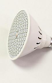 8W E26/E27 LED 글로우 조명 126 SMD 3528 780-935 lm 레드 블루 V 1개