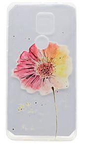 ל IMD אולטרה דק שקיפות מגן כיסוי אחורי מגן פרח רך TPU ל Xiaomi Xiaomi Redmi 3 Xiaomi Redmi Note 4 Xiaomi Mi 5S Xiaomi Mi 5s Plus