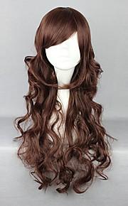 Gothic Lolita / Sweet Lolita 70CM Long Brown Lolita Wig