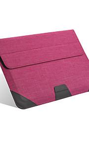 voor MacBook Pro 15,4 '' met retina eenvoudige informele zakelijke stijl beschermhoes notebook tas laptop sleeves waterdichte denimsak