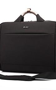 coolbell 15,6 inch mannen zakelijke aktetas schouder laptop tas cb-6505