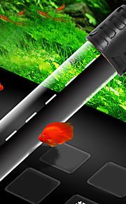 Akvarier LED-belysning Rød Hvidt Blå Med switches LED lampe Vekselstrøm 220-240V