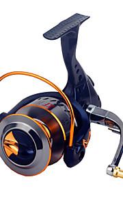 Fiskerullar Snurrande hjul 2.6:1 16.0 Kullager utbytbar Generellt fiske-XF3000