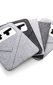 для MacBook Air Pro 11.3 '' 13.6 '' 15.4 '' ноутбук рукав мягкая обложка ноутбук сумки чувствовал Мультфильм два стиля и два цвета