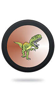 Universal  Cute Dinosaur 5V 2A  Wireless Charging Pad Mobile Wireless Power Charger for Galaxy S6 S6 EDGE  S7 S7 EDGE NOTE5 Samsung HTC LG Nexus Nokia