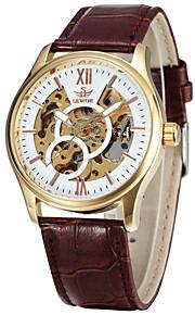 Masculino Mulheres Unissex Relógio Esportivo Relógio Elegante Relógio de Moda Relógio de Pulso Quartzo Couro Legitimo BandaPendente