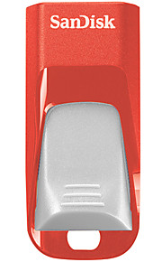 SanDisk Cruzer kant cz51 16 GB USB 2.0 flash-enheten