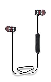 Neutral produkt BTH-837 Hovedtelefoner (I Øret)ForMobiltelefonWithMed Mikrofon Lydstyrke Kontrol Sport Lyd-annulerende Overvågning