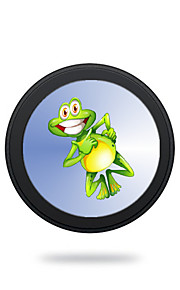 Portable 5V 2A The Frog  Wireless Charging Pad/Stand for All QI-Enabled Devices Samsung Galaxy S7 S7 Edge S6 S6 EdgeGoogle Nexus 4 5