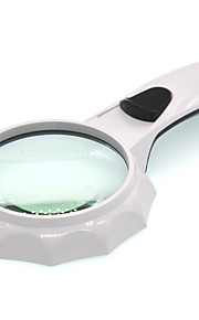 4X75 mm Magnifiers/Magnifier Glasses Generic High Definition LED General use Jewelry Reading Watch Repair Equipment & Tools Fully Coated