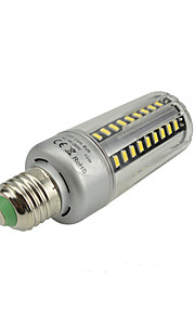 15W E27 LED-kornpærer T 60 SMD 5736 1900 lm Varm hvit Kjølig hvit Dekorativ V 1 stk.