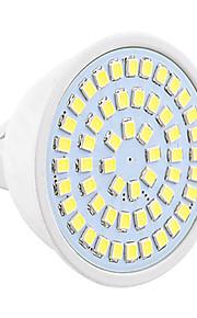 5W GU5.3(MR16) LED-spotpærer MR16 54 SMD 2835 400-500 lm Varm hvit Kjølig hvit Dekorativ V 1 stk.
