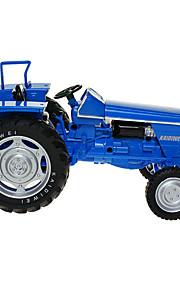 Véhicule de Ferme Jouets Jouets de voiture 1:18 Métal ABS Plastique Bleu Maquette & Jeu de Construction