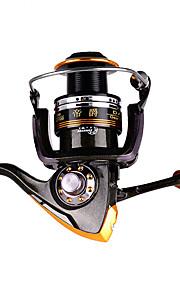 Mulinelli da pesca Mulinelli per spinning 2.6:1 11 Cuscinetti a sfera Intercambiabile Pesca dilettantistica-DA2000