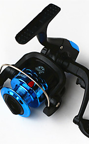 Fishing Reel Spinning Reels 2.6:1 1 Ball Bearings Exchangable General Fishing-DZ200
