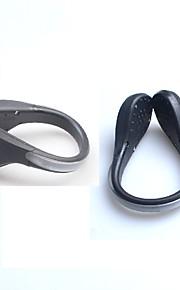 2 개는 신발 클립 조명 주자 조깅 자전거에 대한 야간 조명 OPP 포장 안전 실행 기어 방수 워커를 주도