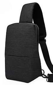 30 L Shoulder Bag Wearable Gray Black