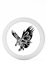 Universal  Black Eagle  5V 2A  Wireless Charging Pad Mobile Wireless Power Charger for Galaxy S6 S6 EDGE  S7 S7 EDGE NOTE5 Samsung HTC LG Nexus Nokia