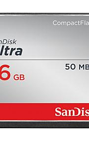 Sandisk 16GB Compact Flash CF Card memory card Ultra 333X