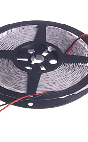 흑백 5050 SMD 500 만 가정 장식 유연한 비 방수 LED 조명 300leds 빛 바 주도