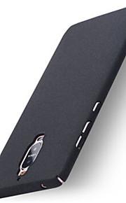 용 충격방지 울트라 씬 반투명 케이스 뒷면 커버 케이스 단색 하드 PC 용 Huawei 화웨이 메이트 (9) 프로