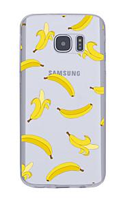 용 울트라 씬 패턴 케이스 뒷면 커버 케이스 과일 소프트 TPU 용 Samsung S7 edge S7 S6 edge plus S6 edge S6 S5