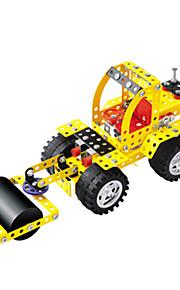Construction Vehicle Toys 1:12 Metal Plastic Yellow