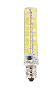 5W E14 E12 E17 E11 LED 콘 조명 T 136 SMD 5730 400 lm 따뜻한 화이트 차가운 화이트 밝기 조절 장식 AC 220-240 AC 110-130 V 1개