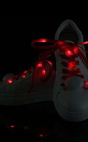 presentes criativos eletrônico levou cadarços luminosos moda