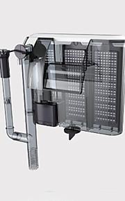 Aquarien Filter Ohne Lärm Plastik AC 220-240V