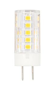 3W GY6.35 LED Bi-pin 조명 T 51 SMD 2835 300-330 lm 따뜻한 화이트 차가운 화이트 장식 V 1개