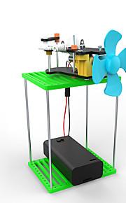 Legetøj Til Drenge Opdagelse Legesager GDS-sæt Pædagogisk legetøj Maskine ABS Sort
