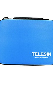 TELESIN Shockproof Shock-resistant Protective Travel Carry Bag Case for Gopro Hd Hero 3 Hd3 2 1 Camera & Gopro Accessories